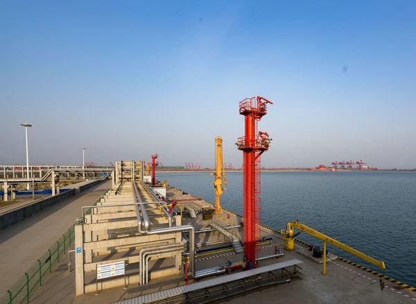 青岛海湾液体化工港务有限公司
